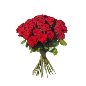 20 röda rosor