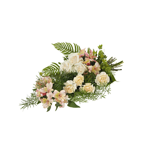 Begravningsbukett Omtanke